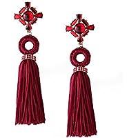 Tassel Earrings, Misaky Bohemian Earrings Women Fringe Dangle Earrings
