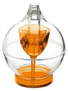 Guzzini GU-2298.00-45 Feeling 4.3-Inch Sugar Dispenser, Orange