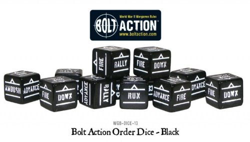 Action Dice - 4