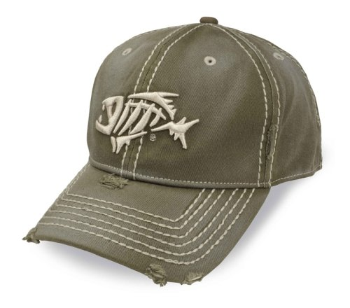 Price comparison product image G. Loomis A-Flex Distressed Hat - Khaki- S / M