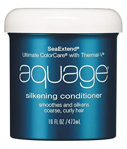 AQUAGE SeaExtend Silkening Conditioner, 16 -