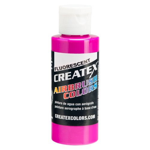 1 Gal. of Createx Fluorescent Raspberry #5402-GL CREATEX AIRBRUSH COLORS Hobby Craft Art PAINT by Createx