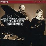 Bach: Sonatas for Violin and Piano : Partitas Nos. 1, 2, and 3