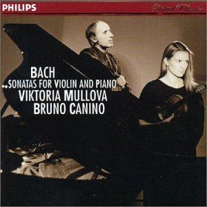 Bach: Sonatas for Violin & Piano                                                                                                                                                                                                                                                    <span class=