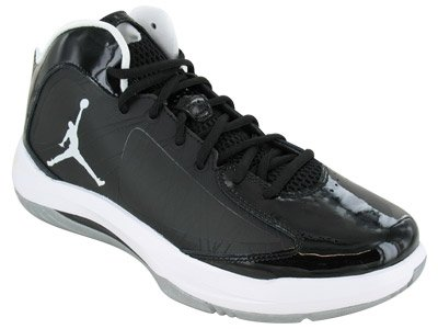 the best attitude 7a048 314f5 Nike Air Jordan Aero Flight Mens Basketball Shoes 524959-010 Black 12 M US   Buy Online at Low Prices in India - Amazon.in