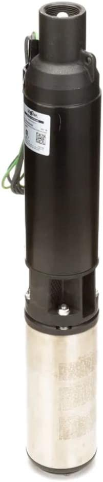 Star 1 HP Submersible Well Pump with Carbon Steel Shell (3 Wire) 230 Volt, 19 GPM, 4H10G10301
