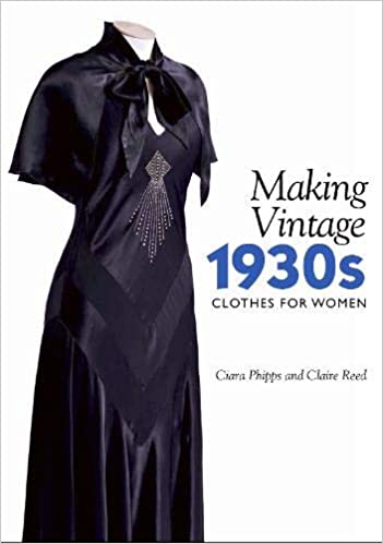 1930s Fashion Colors & Fabric Making Vintage 1930s Clothes for Women �25.00 AT vintagedancer.com