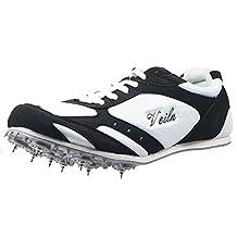 Men&Boy Sport Spike Running Track Road Trainers Sneakers