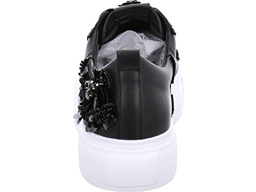 Nero Kennel 630 Bianco Sneakers Schmenger 21210 da donna nUwv7