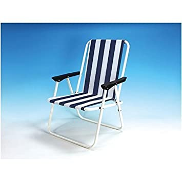 Magnificent Beach Chair Folding Chair Folding Chair Blue White Caraccident5 Cool Chair Designs And Ideas Caraccident5Info