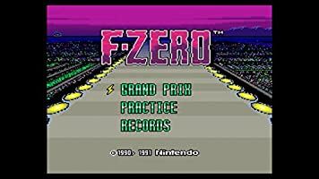 F-Zero - Wii U [Digital Code]