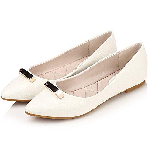 Primavera moda puntiagudos zapatos de la señora/Versión coreana de asakuchi hebilla zapatos de talón/zapatos de la señora dulce C