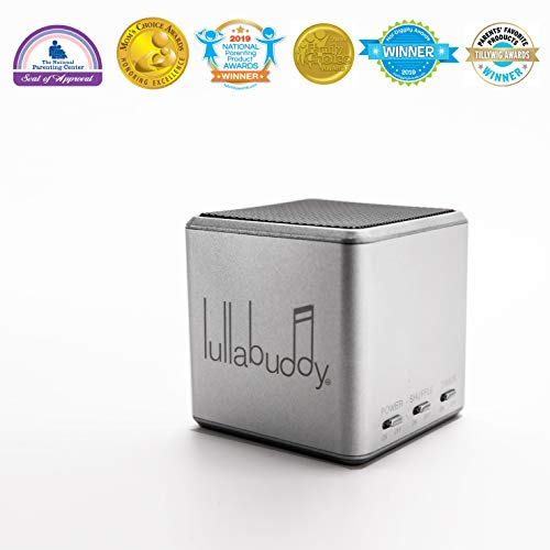Lullabuddy Music Player and Bluetooth Speaker (Best Music To Fall Asleep To Playlist)
