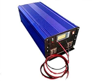 GOWE 5000 W DC12V/24 V AC110V/220 V de rejilla onda ...