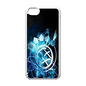 Custom High Quality WUCHAOGUI Phone case Blink 182 Pattern Protective Case For Iphone 6 (4.5) - Case-12