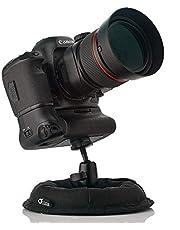 OctoPad XL: Größere Universalbasis / Tischstativ / Ministativ für Tablets und Kameras, inklusive Kugelkopf