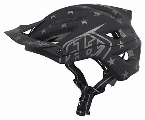 Troy Lee Designs A2 Superstar Adult BMX Helmet - Black/X-Small/Small