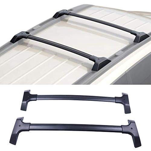 OCPTY Roof Rack Cross Bar Cargo Carrier Fit for 2009-2017 Chevrolet Traverse Sport Utility 3.6L Roof Rack Crossbars ()