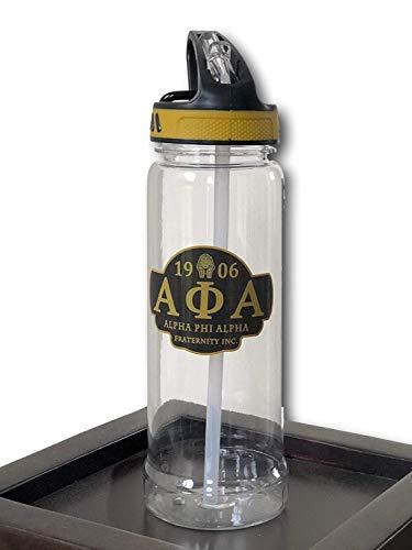 - Alpha Phi Alpha Fraternity 24oz. Water Bottle