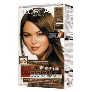 loreal coloration fria prfrence p10 marron beige - Loreal Paris Coloration
