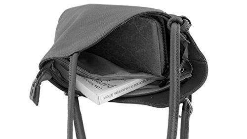 CHLOLY - Bolso mochila  de Otra Piel para mujer Camel Foncé