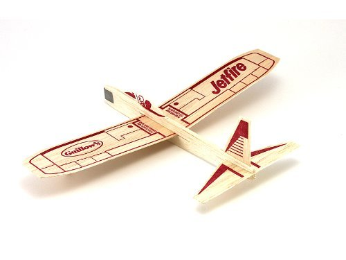 Guillows Balsa Airplane Jetfire Glider Plane Toy Party Favor Lot Of 6 by Guillow
