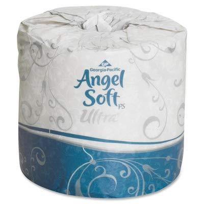 GPC16560 - Angel Soft Ps Ultra Ultra Two-ply Premium Bathroom Tissue, White, 60 Rolls/Carton (Angel Soft 2 Ply Bath)