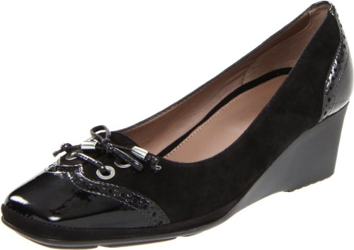 Geox Negro Donna Zapatos tacón Mujer Taylor de Bg1wOxCBqn