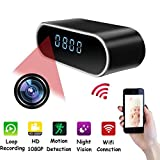 Best Camcorders For Kids - MINGYY 1080P Spy Clock Camera Wireless Hidden Camera Review