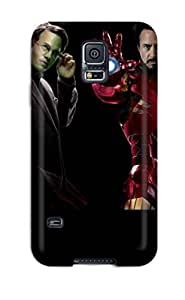 Hot Snap-on Avengers Hard Cover Case/ Protective Case For Galaxy S5