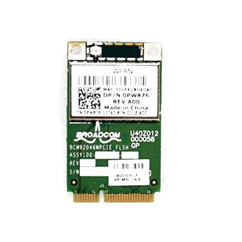 Dell Xps Bluetooth (Dell Wireless 370 Bluetooth Module P5560G Studio XPS Laptop 16 1647 1645)