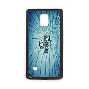 Samsung Galaxy Note 4 Cell Phone Case Black Breaking Bad TQ7198072