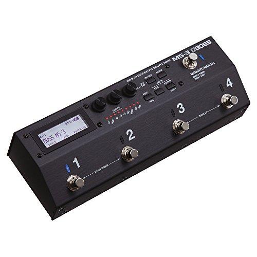 [해외] BOSS/MS-3 Multi Effects Switcher 보스 멀티 이펙터 스위처