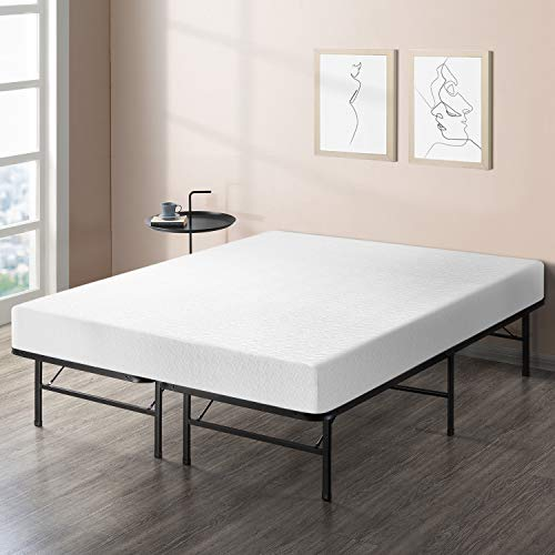 Luxtouch 8 Comfort Premium Memory Foam Mattress and Frame Se