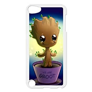 YUAHS(TM) DIY Cover Case for Ipod Touch 5 with Groot YAS405085