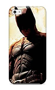 DebAA Case Cover Protector Specially Made For Iphone 5c The Dark Knight Rises 26