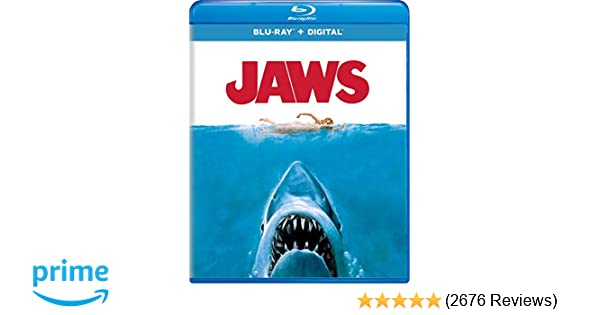 Amazon com: Jaws [Blu-ray]: Roy Scheider, Robert Shaw