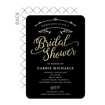 Amazon Bridal Shower Invitations