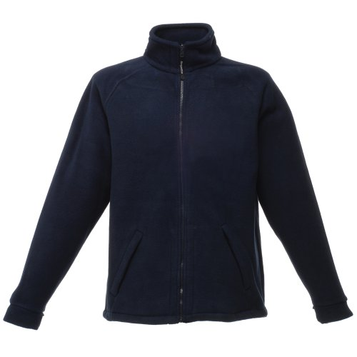 Regatta Mens Sigma Heavyweight Anti-Pill Fleece Jacket (S) (Dark Navy)