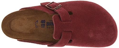 d70a361e9b9 Birkenstock Unisex Boston Soft Footbed
