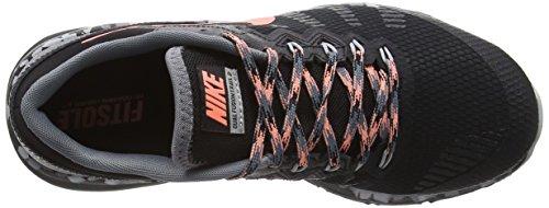 Nike Laufschuhe Dual Schwarz;pink;grau Schwarz 2 Damen Fusion Trail Wmns ZZf1wq4