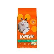 Iams Proactive Health Adult Hairball Care Premium Dry Cat Food, 1.59 kg