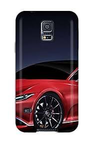 1074412K38453275 MarvinDGarcia Slim Fit Tpu Protector Shock Absorbent Bumper Case For Galaxy S5