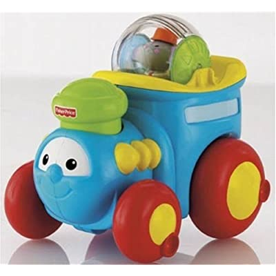 Fisher Price Choo Choo: Toys & Games