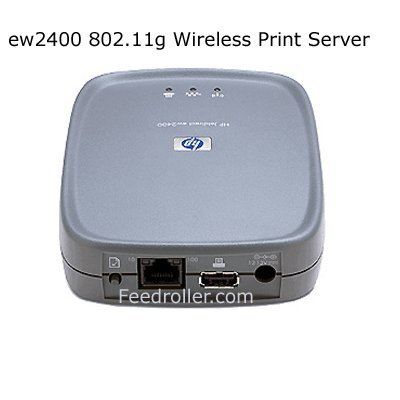 z Jetdirect Card External Wireless (hp) ew2400 J7951G