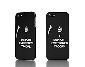 iphone covers Apple Iphone 5 5s Case - The Best 3D Full Wrap iPhone Case - funny typography troops grim reapers