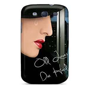 Special RachelMHudson Skin Case Cover For Galaxy S3, Popular Old Love Dies Hard Phone Case