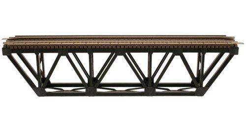 Code 83 Nickel Silver Deck Truss Bridge HO Scale Atlas Trains