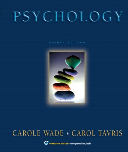 Psychology & Live! Psych Experiments and Simulations Package (8th Edition)
