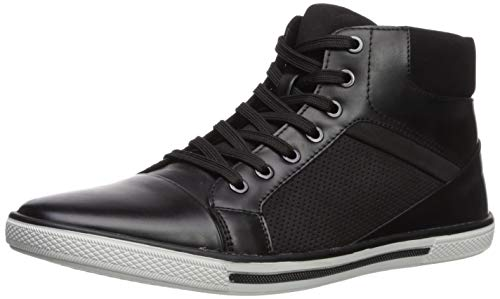 Unlisted, A Kenneth Cole Production Men's Crown Sneaker E, Black, 8 M US